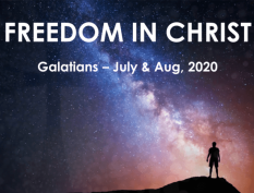 Lake Havasu Church Sermon freedom